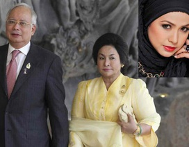 """Con riêng phu nhân cựu Thủ tướng Malaysia nói """"tiền vào nhà như nước"""""""