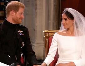 Khoảnh khắc Hoàng tử Harry rơi nước mắt trong đám cưới cổ tích