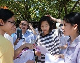 Chỉ 50% thí sinh có khả năng trúng tuyển vào trường THPT nhiều tuổi nhất Nghệ An