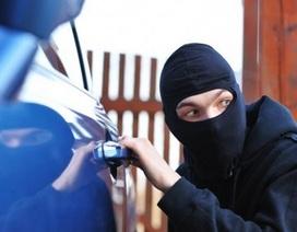 Thủ phạm bất ngờ của một vụ trộm xe ô tô