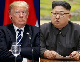 Ông Trump sẽ mạnh tay với Triều Tiên nếu ngoại giao thất bại