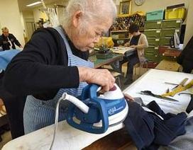 Nhật Bản tìm giải pháp tận dụng nguồn nhân lực cao tuổi