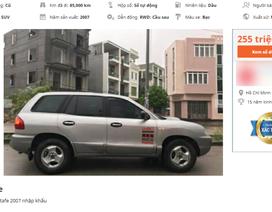 """Ba loại xe đa dụng đời cũ, ăn khách đang có giá bán """"siêu rẻ"""""""