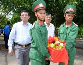 Gia Lai tổ chức Lễ truy điệu và an táng 21 hài cốt liệt sĩ