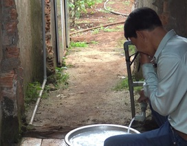 Giếng nước ăn nghi bị đổ thuốc sâu đầu độc, nữ sinh lớp 8 phải nhập viện
