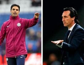 Vì sao Arsenal lật kèo với Mikel Arteta, chọn Unai Emery?