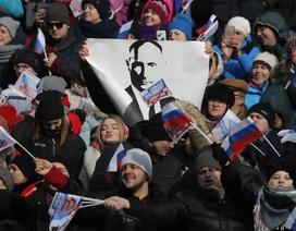 """""""Chất xúc tác"""" giúp Nga trở thành quốc gia hùng mạnh"""