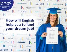 Gặp gỡ Giám đốc tuyển sinh Kaplan International English, cơ hội nhận học bổng 30%