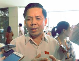 """Bộ trưởng GTVT hứa làm rõ tên """"trạm thu giá"""" BOT tại phiên chất vấn"""