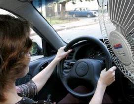 Cách giảm nhiệt trong ô tô nhanh nhất trong ngày nắng nóng