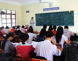 Phú Yên: Xét tuyển 54 viên chức giáo viên trong năm 2018