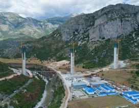 """""""Vành đai, con đường"""" của Trung Quốc đẩy các nước Tây Balkan vào nợ nần?"""