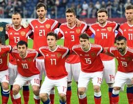 FIFA không đủ bằng chứng cáo buộc tuyển Nga có doping
