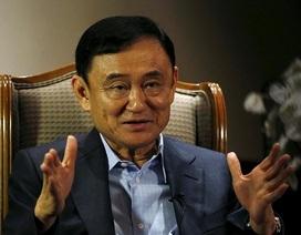 Ông Thaksin Shinawatra muốn trở về Thái Lan