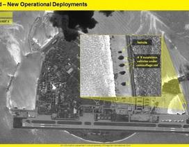 Mỹ phản đối Trung Quốc quân sự hóa Biển Đông, hủy lời mời tập trận