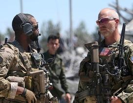 Mỹ bác bỏ tin liên quân không kích 2 địa điểm quân sự Syria