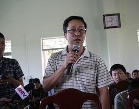 Người dân đồng ý dời trạm BOT Quang Đức, nhưng chưa hài lòng với trả lời của tỉnh