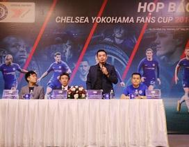 Chính thức khai mạc giải bóng đá Chelsea Yokohama Fans Cup 2018