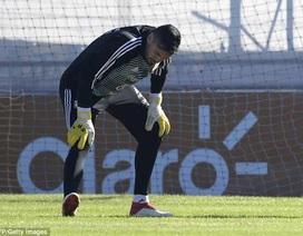 Argentina có âm mưu loại thủ môn MU khỏi World Cup 2018?