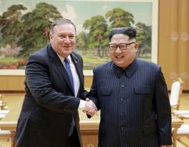 Ngoại trưởng Mỹ tiết lộ cuộc gặp bí mật với ông Kim Jong-un