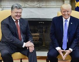 """Luật sư ông Trump bị """"tố"""" nhận tiền để dàn xếp cuộc gặp cho Tổng thống Ukraine"""