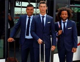 Real Madrid và Liverpool chốt đội hình tham dự chung kết Champions League