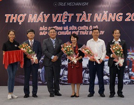 Ngày hội Thợ máy Việt tài năng cơ hội thiết thực phát triển nghề nghiệp cho bạn trẻ yêu ngành sửa chữa ô tôt