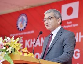 Khánh thành bếp ăn mẫu 2,3 tỷ đồng phục vụ 1.500 học sinh ở Lạng Sơn