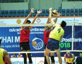 Tuyển bóng chuyền Nam Việt Nam đấu Thái Lan, Trung Quốc chuẩn bị cho Asiad