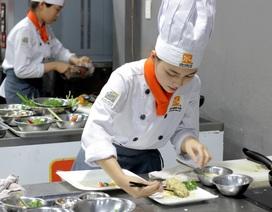 Đầu tư học nghề bếp - lựa chọn mới của giới trẻ hiện nay