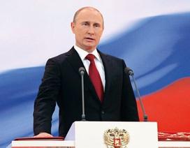 Tổng thống Putin tuyên bố không tái tranh cử sau 2 nhiệm kỳ liên tiếp