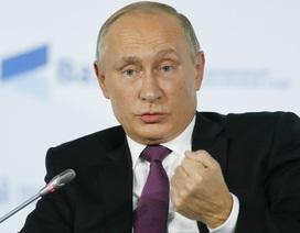 """Ông Putin: Nga """"chắc chắn"""" không bắn rơi MH17"""