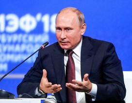 Điện Kremlin: Tổng thống Putin chưa có kế hoạch nghỉ hưu