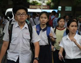 TPHCM: Hơn 3.000 thí sinh thi vào lớp 10 trường Phổ thông Năng khiếu