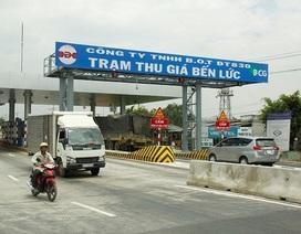 """Phó Thủ tướng Vương Đình Huệ yêu cầu điều chỉnh tên gọi """"trạm thu giá"""" BOT"""