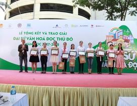 28 học sinh xuất sắc được vinh danh Đại sứ Văn hóa Đọc