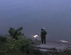 Phát hiện người đàn ông chết, nổi trên sông Lam