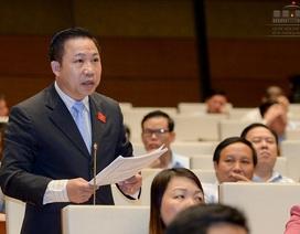 Đại biểu Quốc hội dùng quyền tranh luận với Bộ trưởng Giao thông Vận tải