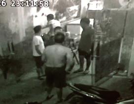 Bắc Giang: Côn đồ dùng hung khí hành hung dã man người dân!