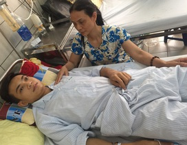 Xót xa chàng trai trẻ cùng lúc bị suy thận và viêm gan C