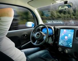 Ô tô tự lái không phải là mối đe dọa việc làm