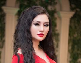 Nữ Hoàng Trần Huyền Nhung quyến rũ với trang phục của NTK Tuấn Hải.