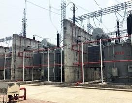Đóng điện đưa vào vận hành MBA AT1 (500/220/35kV - 900MVA) tại TBA 500 kV Sơn La