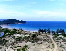 """Hoang tàn khu du lịch 2500 tỷ: Dự án """"khoá chặt"""" bờ biển đẹp nhất Ninh Thuận!"""