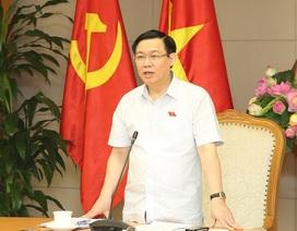 Phó Thủ tướng: Tiếp tục giảm phí BOT, tránh tạo lạm phát kỳ vọng!