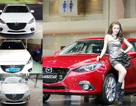 """Lạ thường những chiếc Mazda3 """"cá vàng"""" giá đắt ngang xe mới"""