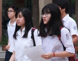 Trường THPT chuyên ở Hà Nội tổ chức thi ra sao?