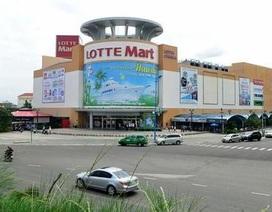 Lotte Mart Vũng Tàu tổng đầu tư hơn 700 tỷ đồng từng bị đề xuất đập bỏ