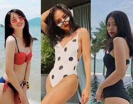 Mới chớm Hè, hot girl Việt đã tưng bừng khoe ảnh diện đồ bơi nóng bỏng