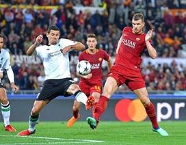 AS Roma 4-2 Liverpool: Sự trỗi dậy muộn màng